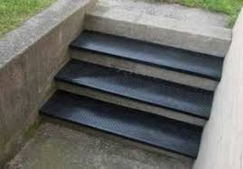 no slip stair treads. Beautiful Stair Rubber Stair Treads  NonSlip Outdoor Use Large Image 7  To No Slip S