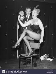 Ray Alan and Strong woman Joan Rhodes | Muscle women, Strong women, Script  writer