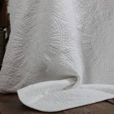 White Cotton Quilted Bedspread - Cbaarch.com & White Cotton Quilted Bedspread Cbaarch. White Cotton Quilt King Size ... Adamdwight.com