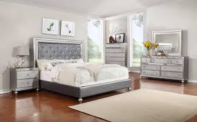 Lifestyle Glam 5PC Queen Bedroom Set - Item Number: 4183 Q Bedroom Group 1