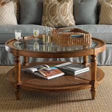 round wood and glass coffee table round coffee table with storage uk