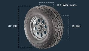 Plus Size Tire Conversion Chart Tire Size Calculator Quadratec