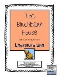 images about The Birchbark House on Pinterest   Character       Page Common Core Aligned Literature Unit for The Birchbark House