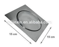 shower floor drain cover stainless steel square floor drain cover bathroom floor drainer shower drains shower