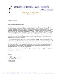 Letter Asking For Donations Of School Supplies Refrence Sample