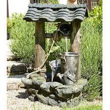 wishing well water feature van meuwen