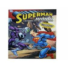 Let us know what's wrong with this preview of superman coloring book by coloring book. Dc Comics Superman Coloring Book Superman Jumbo Coloring And Activity Book 1 Book