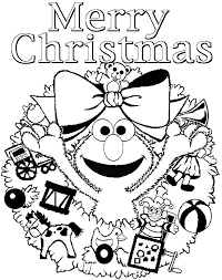 Small Picture Mickey Mouse Merry Christmas Coloring Pages Coloring Pages