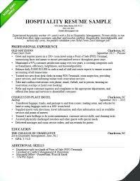 Sample Hotel Director Of Sales Resume Rome Fontanacountryinn Com