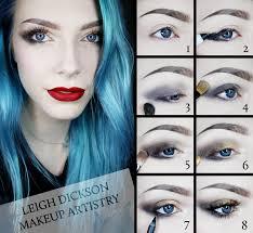 leigh son makeup tutorial