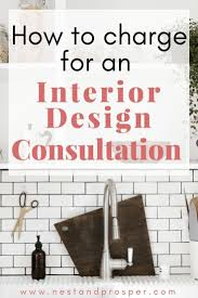 Poster Design Charges How Much Should Interior Designers Charge For Consultations