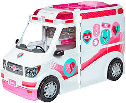 Barbie Care Clinic Vehicle Top Toys for Girls Age 6 to 8 - All the Latest They\u0027re Loving