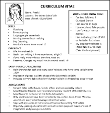 Resume Template Example Adjective For Experience How To Write A