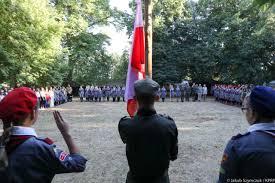 Prezydent RP odwiedził obóz ZHR – Związek Harcerstwa Rzeczypospolitej