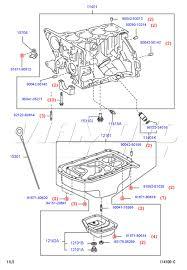 Viamoto Mitsubishi Car Parts Sump Plug and Washer - Daihatsu Copen ...