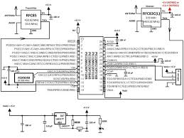 y wireless data transfer and signal frequency and phase standalone wireless transceiver circuit click on the schematic to enlarge it for advanced wireless communications how to properly configure rfm69cw