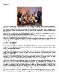 Ardyss International History By Newshape By Ardyss Issuu