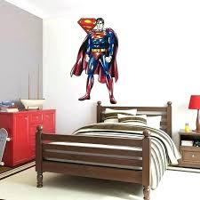 superman wall decorations superhero wall decor superhero wall decals superman wall sticker decor decal vinyl room art comics decals superhero wall decor