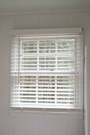 blind curtain wonderful white wood blinds for best window