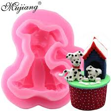 Cute Deer 3D Craft Soap Silicone Mold Cupcake Decorating <b>Tools</b> ...