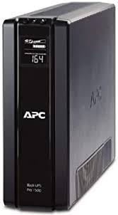 APC 1500VA UPS Battery Backup & Surge Protector ... - Amazon.com