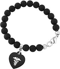 Handmade Charm Bracelets - Stainless Steel ... - Amazon.co.uk