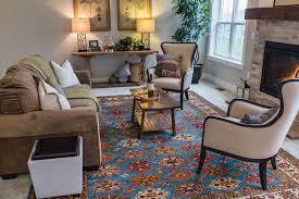 bunyaad kazak rug at landmark homes