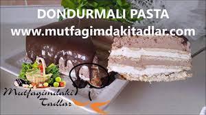 Dondurmalı pasta tarifi-Pasta Tarifleri-sicak havalarda serin serin ev  yapımı nefiiiiiis dondurma... - YouTube