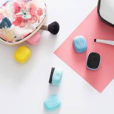 <b>Portable</b> Travel Sponge Brush Creative <b>Candy Color Mini</b> Shoes ...