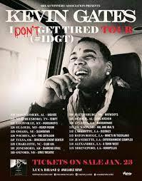 get tired idgt tour