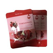 3pcs Korean Cosmetics <b>FarmStay Visible Difference</b> Facial Mask ...