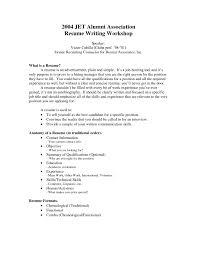 Template Reverse Chronological Order Resume Sample Chronological