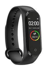 zabata M4 Akıllı Bileklik Saat Kalp Ritim Koşu Uyku Takip Özellikli Fiyatı,  Yorumları - TRENDYOL