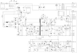 atx switching power supply circuit diagram images switching hp power supply wiring diagram get image about