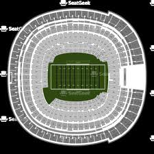 Notre Dame Football Stadium Seating Chart Facebook Lay Chart