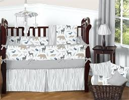 baby boy bedding crib sets woodland animals crib bedding set baby boy crib set canada baby boy bedding