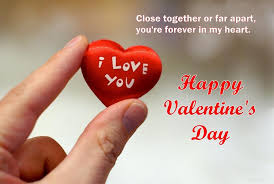 Cute Valentines Day Quotes Images For Girlfriend Happy Valentine's Day Interesting Cute Valentines Day Quotes