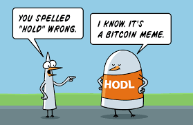 Chuck norris says hodl meme. Hodl Fredo And Pidjin The Webcomic