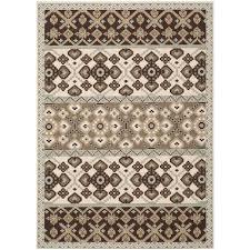 safavieh veranda cream indoor outdoor rug 5 3 x 7 7 only