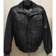navy long island men er jacket