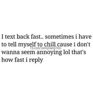 fast reply quotes