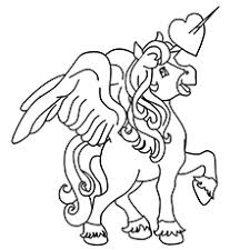 unicorn with wings coloring pages. Contemporary Unicorn Pegasus Coloring Sheets Unicorn For With Wings Pages S