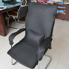 cooling office chair. Office Chair Armrest Covers Rattan Slide Proof Cushion Summer Cooling  Cover For Cooling Office Chair U