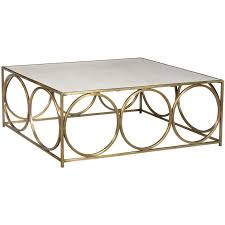 dovetail coffee table ironmarble candelabra inc lillian august tables iron w marble coffee