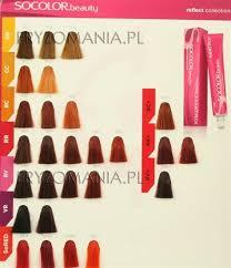 Matrix Red Colour Chart Image Result For Matrix Socolor Color Chart Hair Color