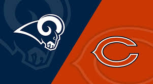 One Page Nfl Depth Chart Chicago Bears Los Angeles Rams 11 17 19 Matchup