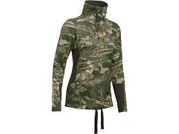 under armour quarter zip womens. under armour women\u0027s ua stealth early season scent control 1/2 zip shirt long sleeve quarter womens