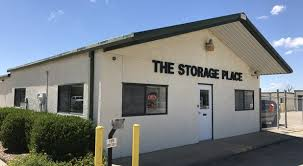 ... The Storage Place Office ...