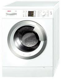 bosch stackable washer dryer. Plain Washer Bosch WAS24460UCAxxis 22 Cu Ft White Stackable Front Load Washer   Energy Star In Dryer A