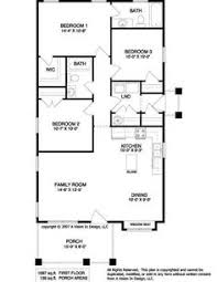 Floor Plan Two Story House Home Plans Design Basics With Pictures Home Planes